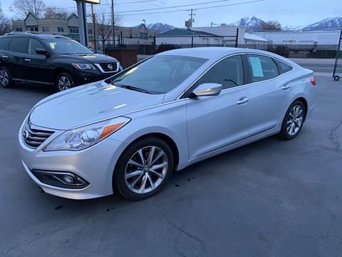 2015 Hyundai Azera for sale at New Start Auto in Richardson TX