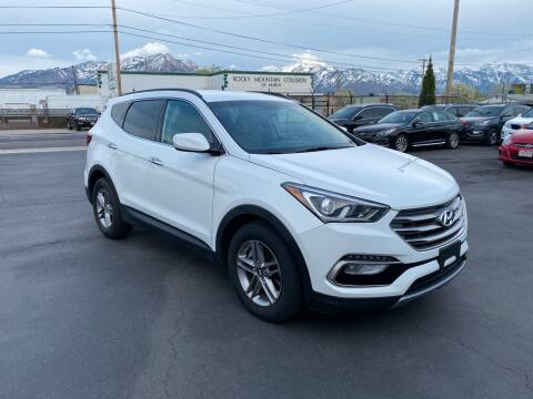 2017 Hyundai Santa Fe Sport for sale at New Start Auto in Richardson TX