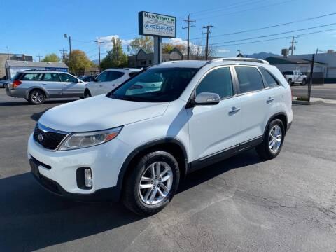 2015 Kia Sorento for sale at New Start Auto in Richardson TX