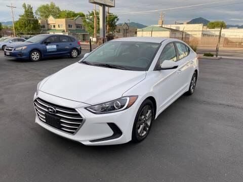 2018 Hyundai Elantra for sale at New Start Auto in Richardson TX