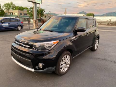 2018 Kia Soul for sale at New Start Auto in Richardson TX