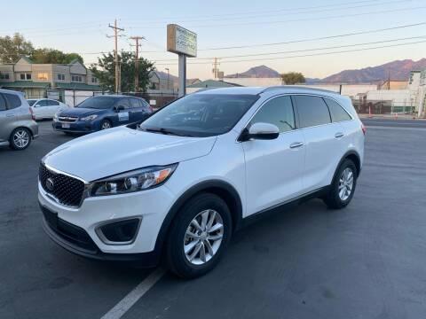 2017 Kia Sorento for sale at New Start Auto in Richardson TX