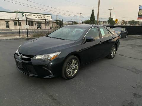 2016 Toyota Camry for sale at New Start Auto in Richardson TX