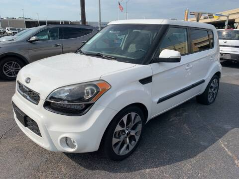 2013 Kia Soul for sale at New Start Auto in Richardson TX