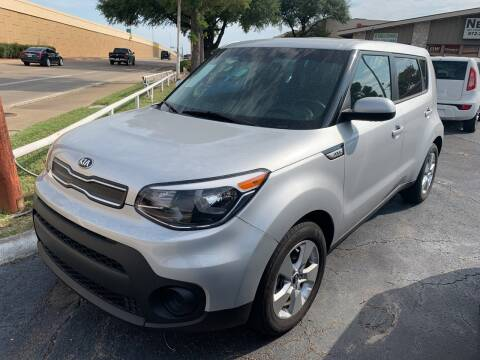 2018 Kia Soul for sale at New Start Auto in Richardson TX
