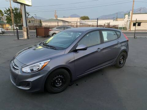 2017 Hyundai Accent for sale at New Start Auto in Richardson TX