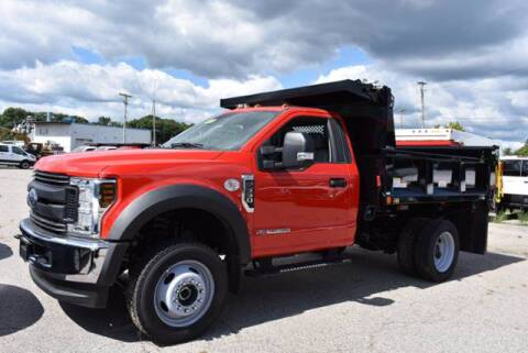 2019 Ford F-550 Super Duty