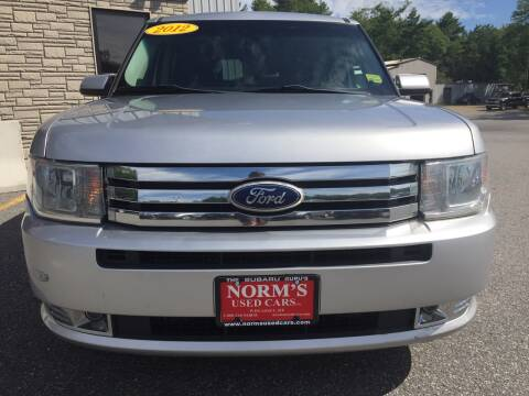2012 Ford Flex for sale at Norm's Used Cars INC. - Trucks By Norm's in Wiscasset ME