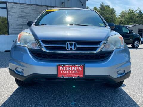 2011 Honda CR-V for sale at Norm's Used Cars INC. - Trucks By Norm's in Wiscasset ME