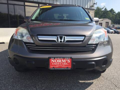 2009 Honda CR-V for sale at Norm's Used Cars INC. - Trucks By Norm's in Wiscasset ME