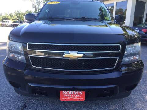 2011 Chevrolet Avalanche for sale at Norm's Used Cars INC. - Trucks By Norm's in Wiscasset ME