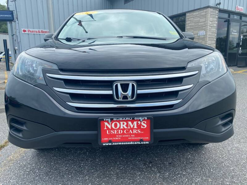 2013 Honda CR-V for sale at Norm's Used Cars INC. - Trucks By Norm's in Wiscasset ME