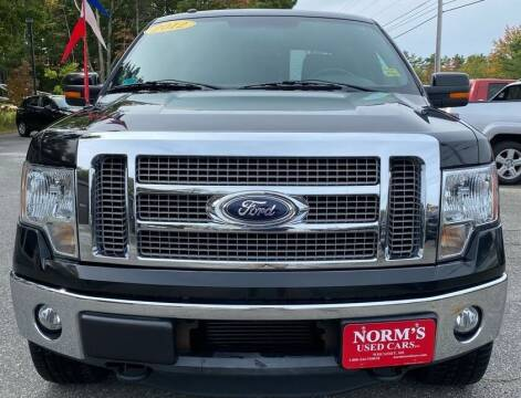 2012 Ford F-150 for sale at Norm's Used Cars INC. - Trucks By Norm's in Wiscasset ME