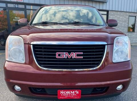 2008 GMC Yukon for sale at Norm's Used Cars INC. in Wiscasset ME