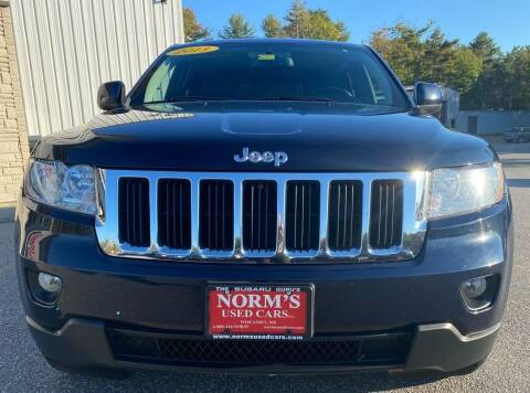 2013 Jeep Grand Cherokee for sale at Norm's Used Cars INC. - Trucks By Norm's in Wiscasset ME
