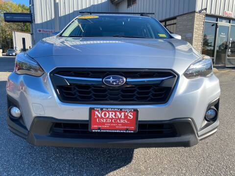 2018 Subaru Crosstrek for sale at Norm's Used Cars INC. - Trucks By Norm's in Wiscasset ME