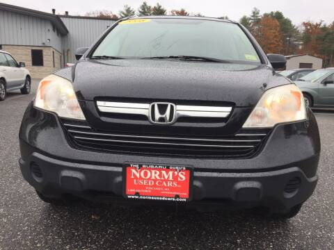2008 Honda CR-V for sale at Norm's Used Cars INC. in Wiscasset ME
