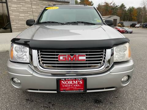 2007 GMC Envoy for sale at Norm's Used Cars INC. in Wiscasset ME