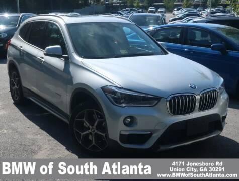 2016 BMW X1 for sale at Carol Benner @ BMW of South Atlanta in Union City GA
