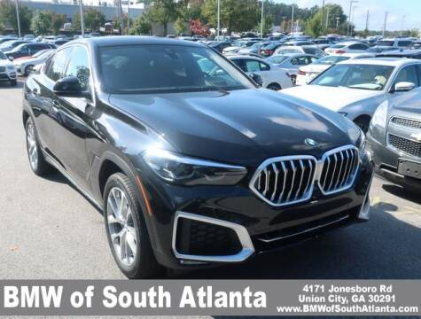 2020 BMW X6 for sale at Carol Benner @ BMW of South Atlanta in Union City GA