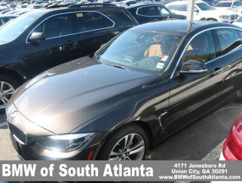 2019 BMW 4 Series for sale at Carol Benner @ BMW of South Atlanta in Union City GA