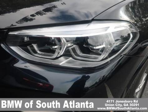 2019 BMW X4 for sale at Carol Benner @ BMW of South Atlanta in Union City GA