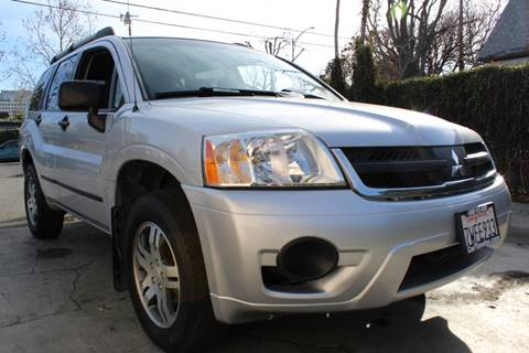 2006 Mitsubishi Endeavor for sale at Bay Auto Exchange in San Jose CA