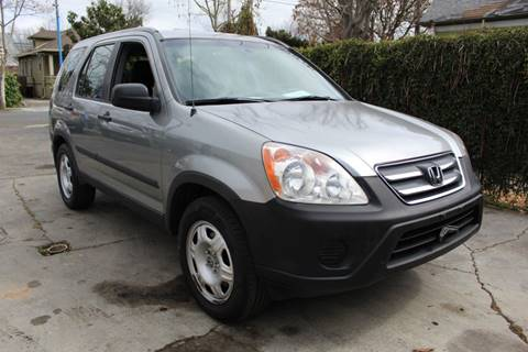 2006 Honda CR-V for sale at Bay Auto Exchange in San Jose CA
