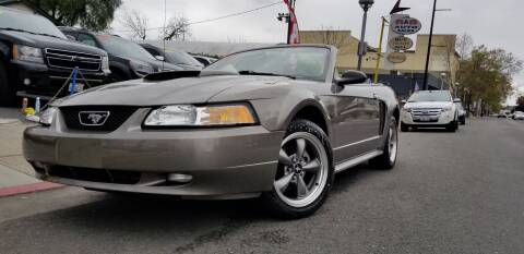2001 Ford Mustang for sale at Bay Auto Exchange in San Jose CA