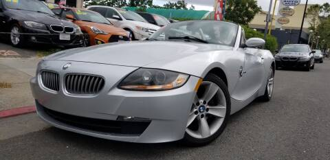 2006 BMW Z4 for sale at Bay Auto Exchange in San Jose CA