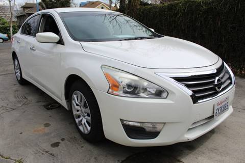 2013 Nissan Altima for sale at Bay Auto Exchange in San Jose CA