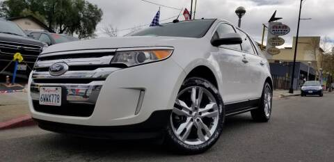 2008 Ford Edge for sale at Bay Auto Exchange in San Jose CA