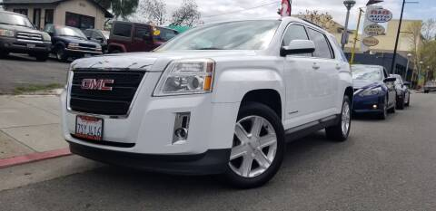 2011 GMC Terrain for sale at Bay Auto Exchange in San Jose CA