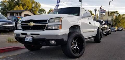 2007 Chevrolet Silverado 1500 Classic for sale at Bay Auto Exchange in San Jose CA