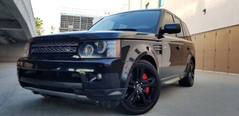 2013 Land Rover Range Rover Sport for sale at Bay Auto Exchange in San Jose CA