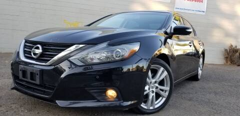 2016 Nissan Altima for sale at Bay Auto Exchange in San Jose CA