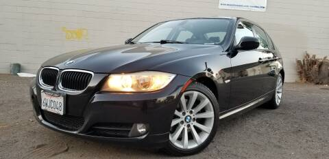 2011 BMW 3 Series for sale at Bay Auto Exchange in San Jose CA