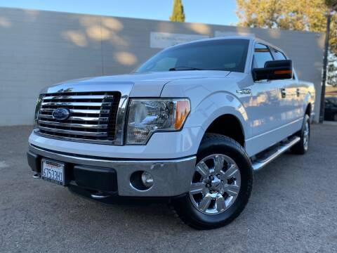2012 Ford F-150 for sale at Bay Auto Exchange in San Jose CA