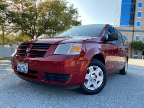 2008 Dodge Grand Caravan for sale at Bay Auto Exchange in San Jose CA