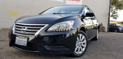2013 Nissan Sentra for sale at Bay Auto Exchange in San Jose CA