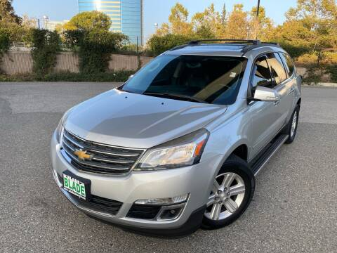 2013 Chevrolet Traverse for sale at Bay Auto Exchange in San Jose CA