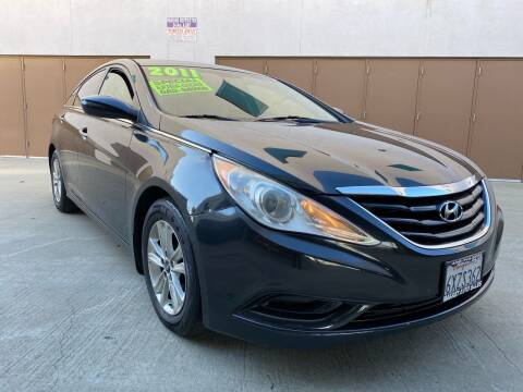 2011 Hyundai Sonata for sale at Bay Auto Exchange in San Jose CA