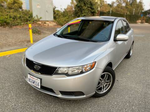 2010 Kia Forte for sale at Bay Auto Exchange in San Jose CA