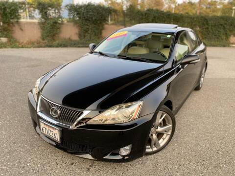 2010 Lexus IS 250 for sale at Bay Auto Exchange in San Jose CA