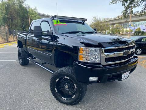 2007 Chevrolet Silverado 1500 for sale at Bay Auto Exchange in San Jose CA