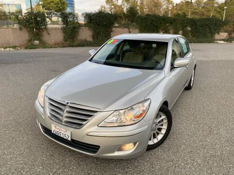2009 Hyundai Genesis for sale at Bay Auto Exchange in San Jose CA