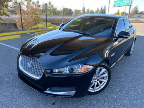 2013 Jaguar XF for sale at Bay Auto Exchange in San Jose CA