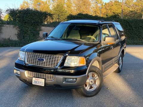 2003 Ford Expedition for sale at Bay Auto Exchange in San Jose CA