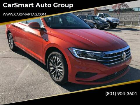 2019 Volkswagen Jetta for sale at CarSmart Auto Group in Murray UT