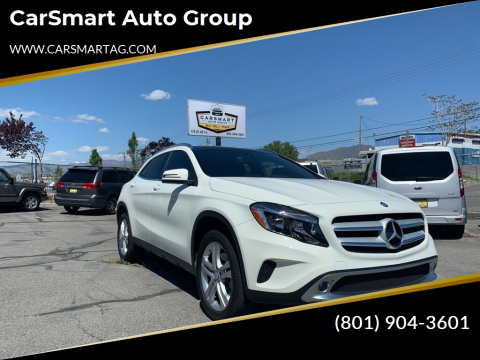 2017 Mercedes-Benz GLA for sale at CarSmart Auto Group in Murray UT